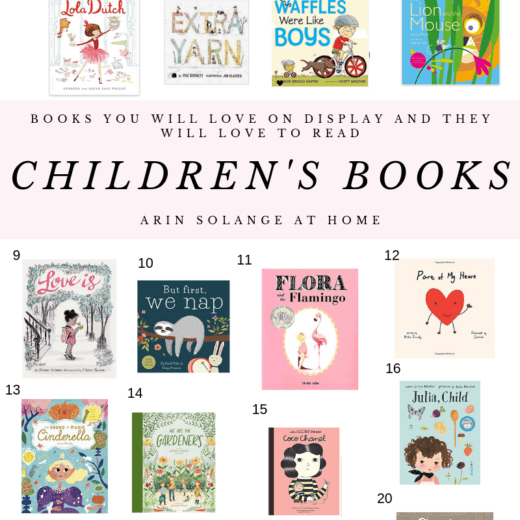 Round up of children's books with cutest covers