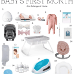 Best Items for Baby's First Month