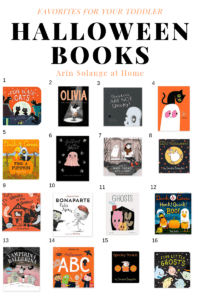 Best Halloween Books for Toddlers