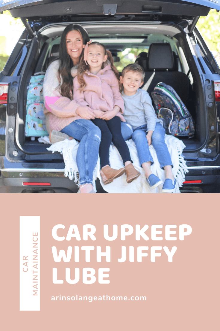 Car upkeep with Jiffy Lube