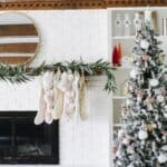Simple and Bright Christmas Decor