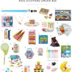 Kids Stocking Stuffers Under $10
