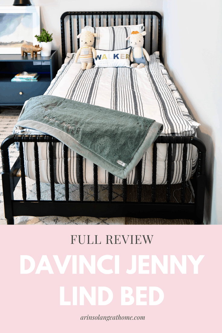 DaVinci Jenny Lind Bed Review
