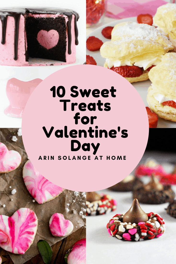 10 Easy Sweet treats for Valentine's Day