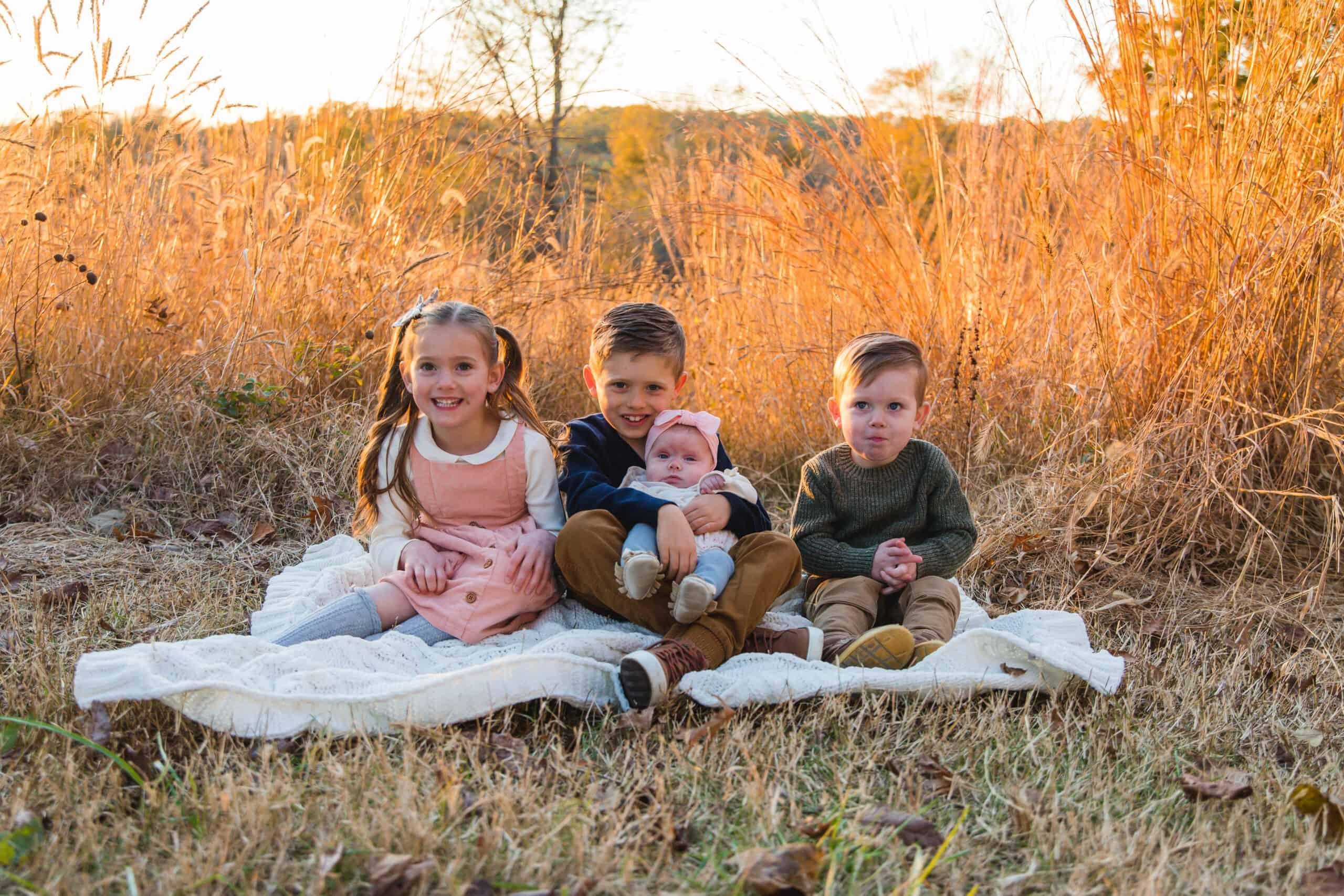 4 siblings