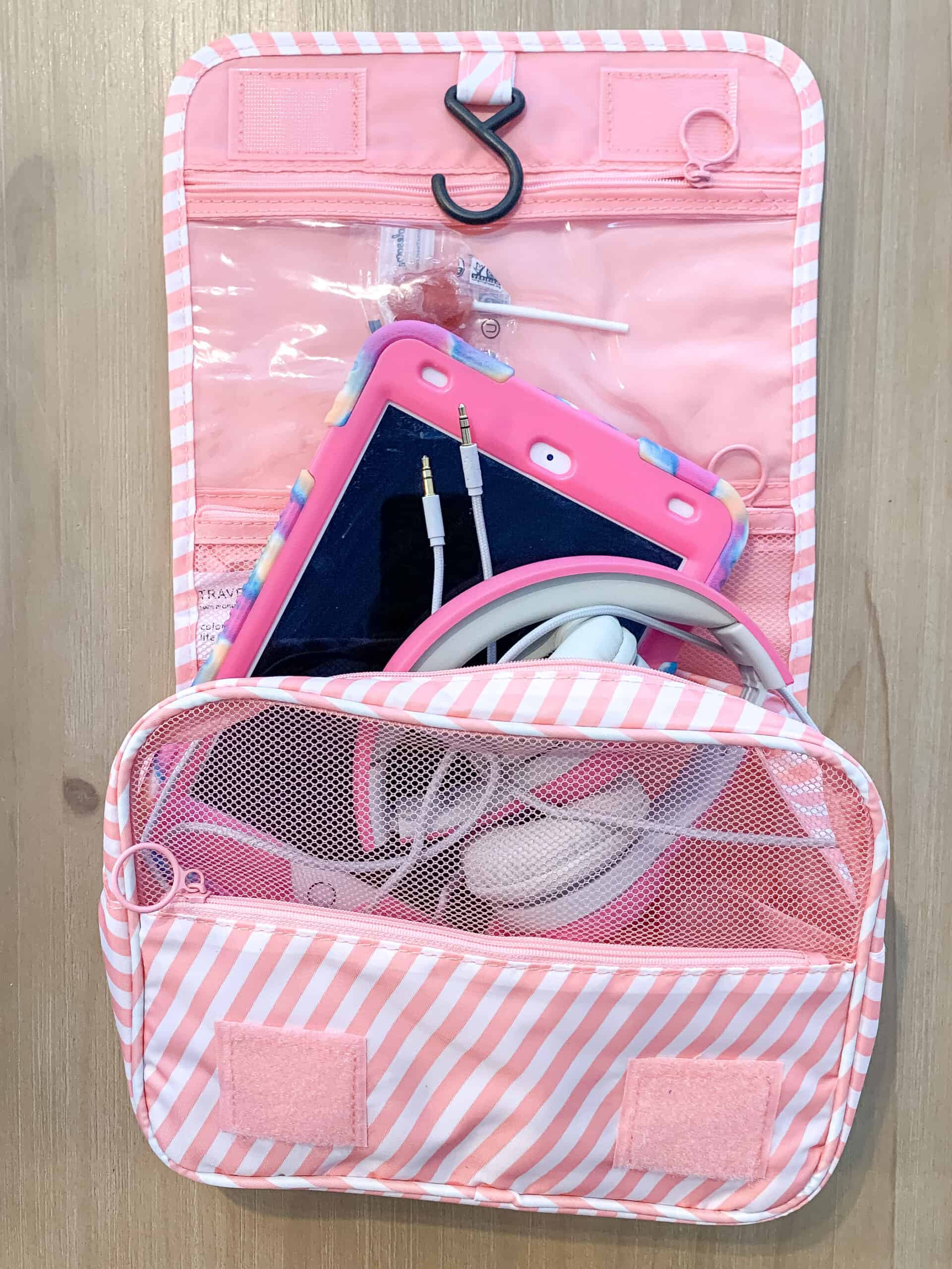 Toddler Travel bag for iPad