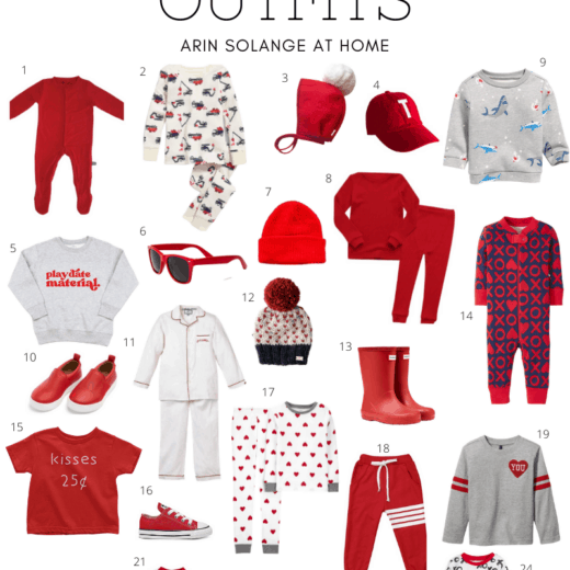 Boys Valentines Day Outfits