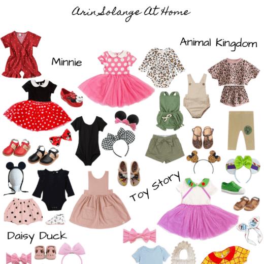 Disney Fashion for Girls