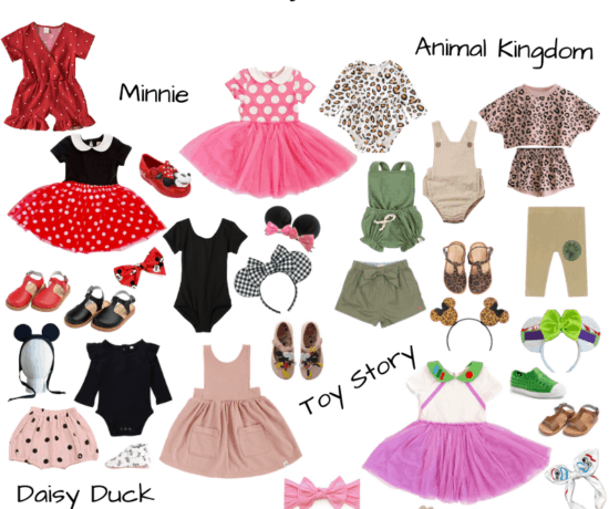 Disney Fashion for Girls