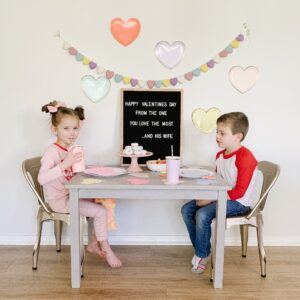 Kids cupids breakfast