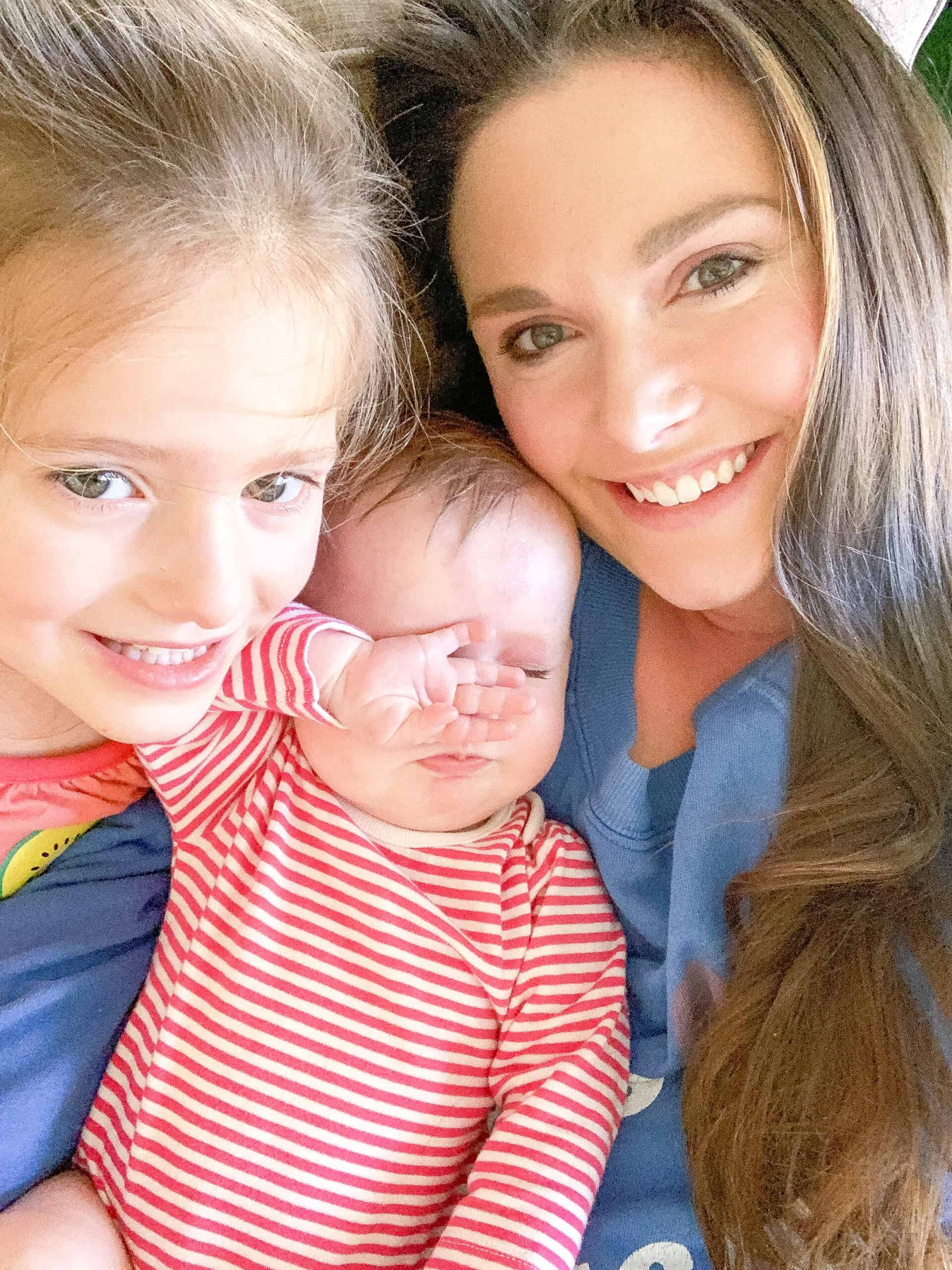 Mom of 2 girls - talking about policygenius life insurance