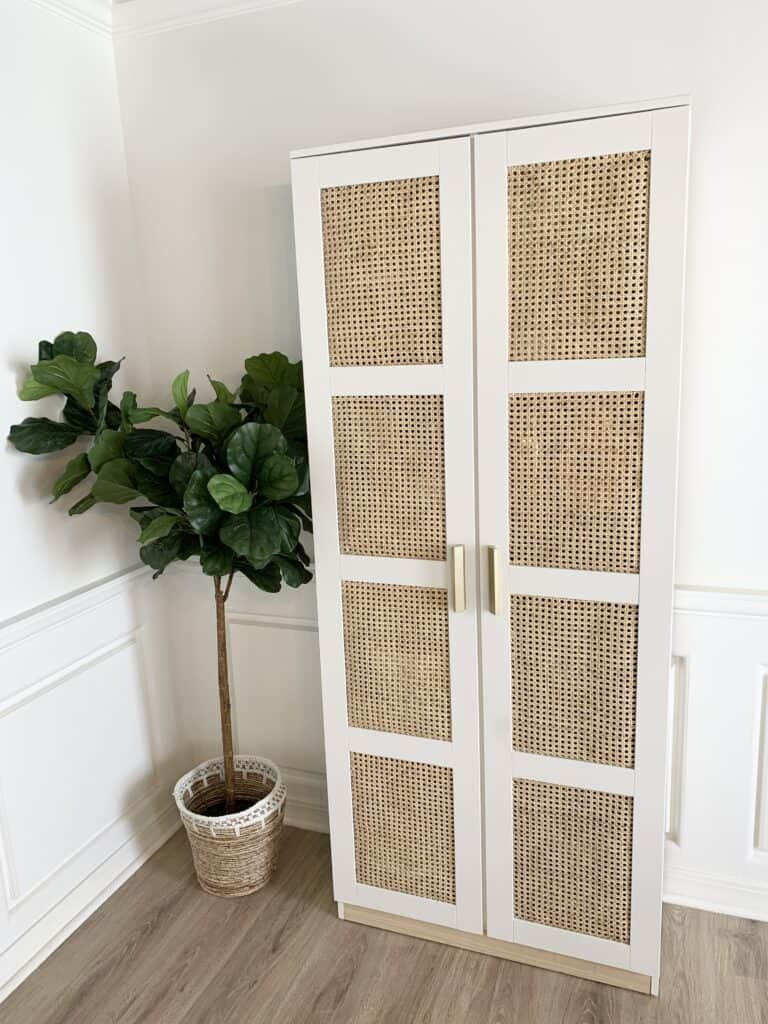 IKEA Cane Cabinet