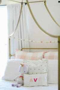 Pottery Barn Maison Bed