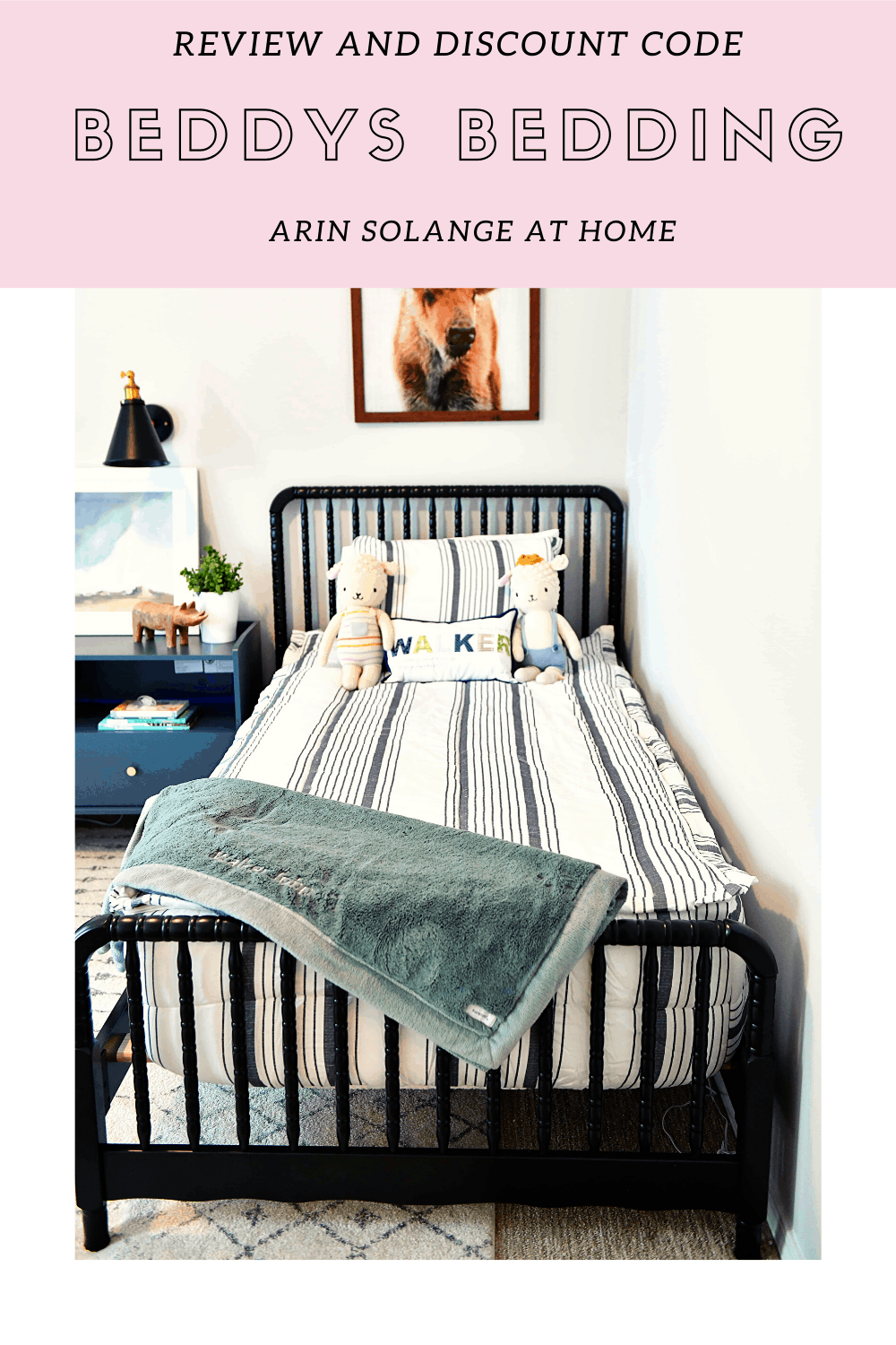 Beddys bedding review and discount code