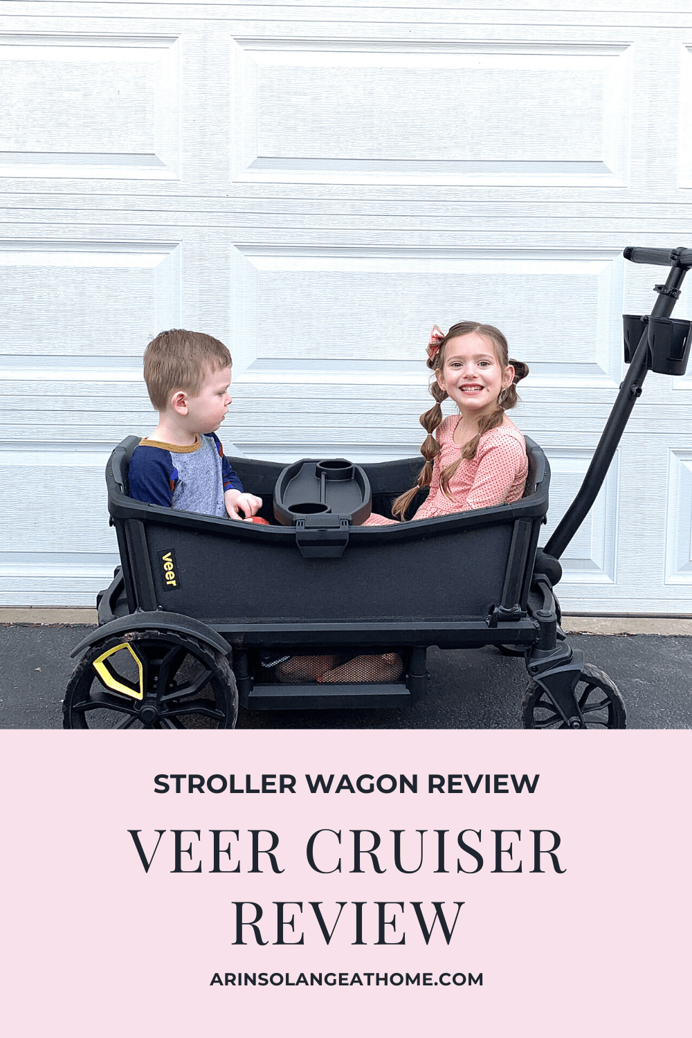 Veer Cruiser wagon review