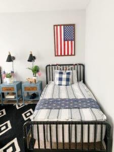 boys patriotic room