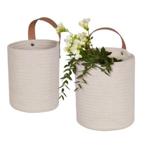 hanging decorative baskets