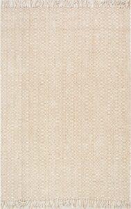 jute rug from Amazon