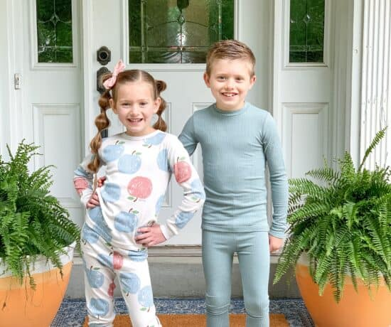 first day of school pajamas