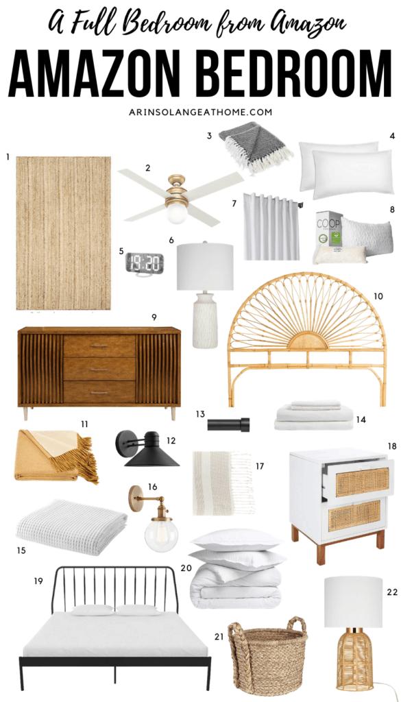 Master Bedroom Decor From Amazon