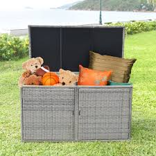 outdoor storage bin for toys