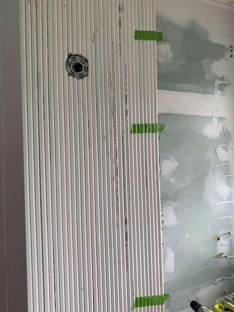 PVC Pipe Wall