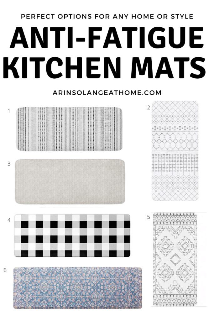 anti-fatigue kitchen rug ideas