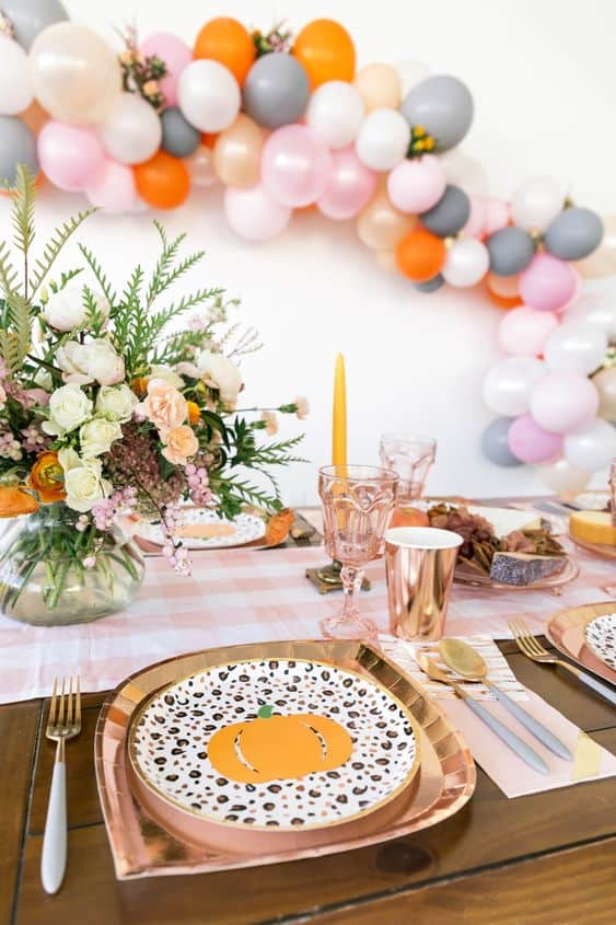 pink pumpkin party