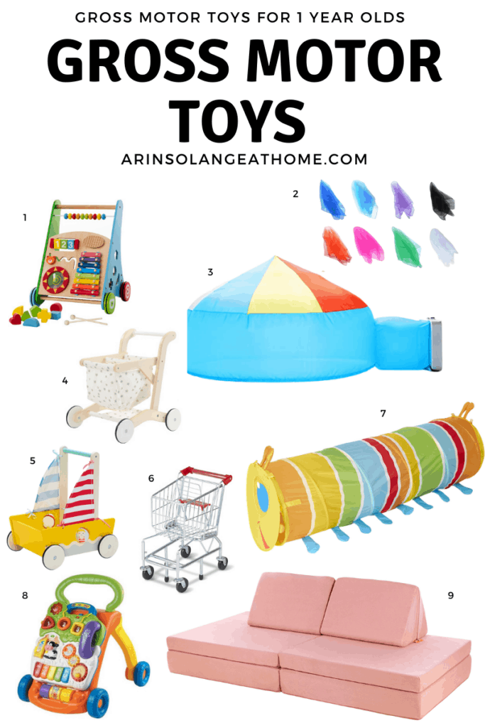 gross motor skill activities for 14 month old