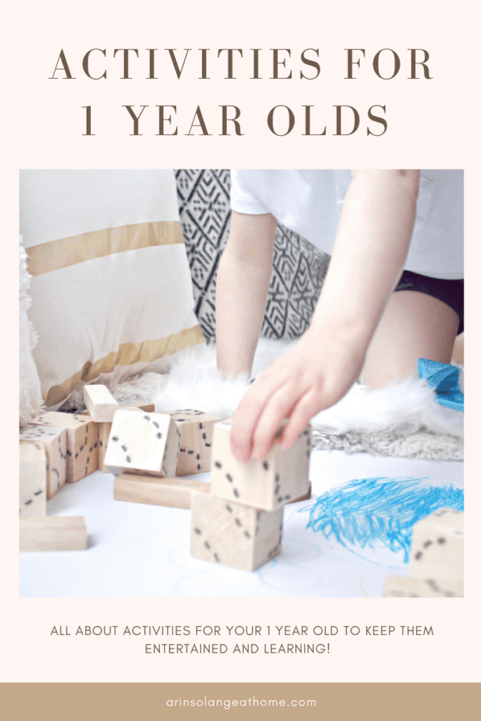 activities for 14 month olds