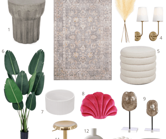 Amazon home finds for a modern home