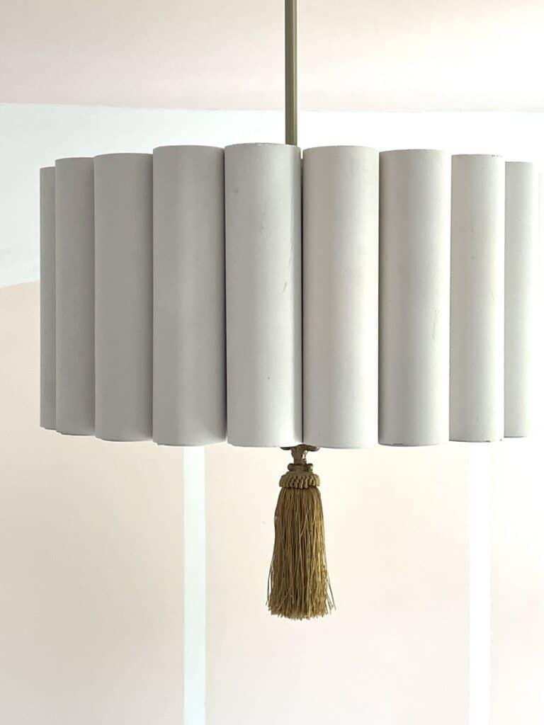 DIY light fixture