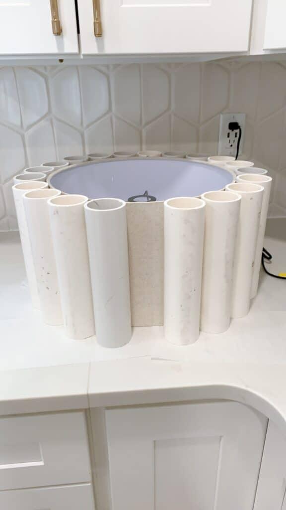 creating a DIY Light Fixture