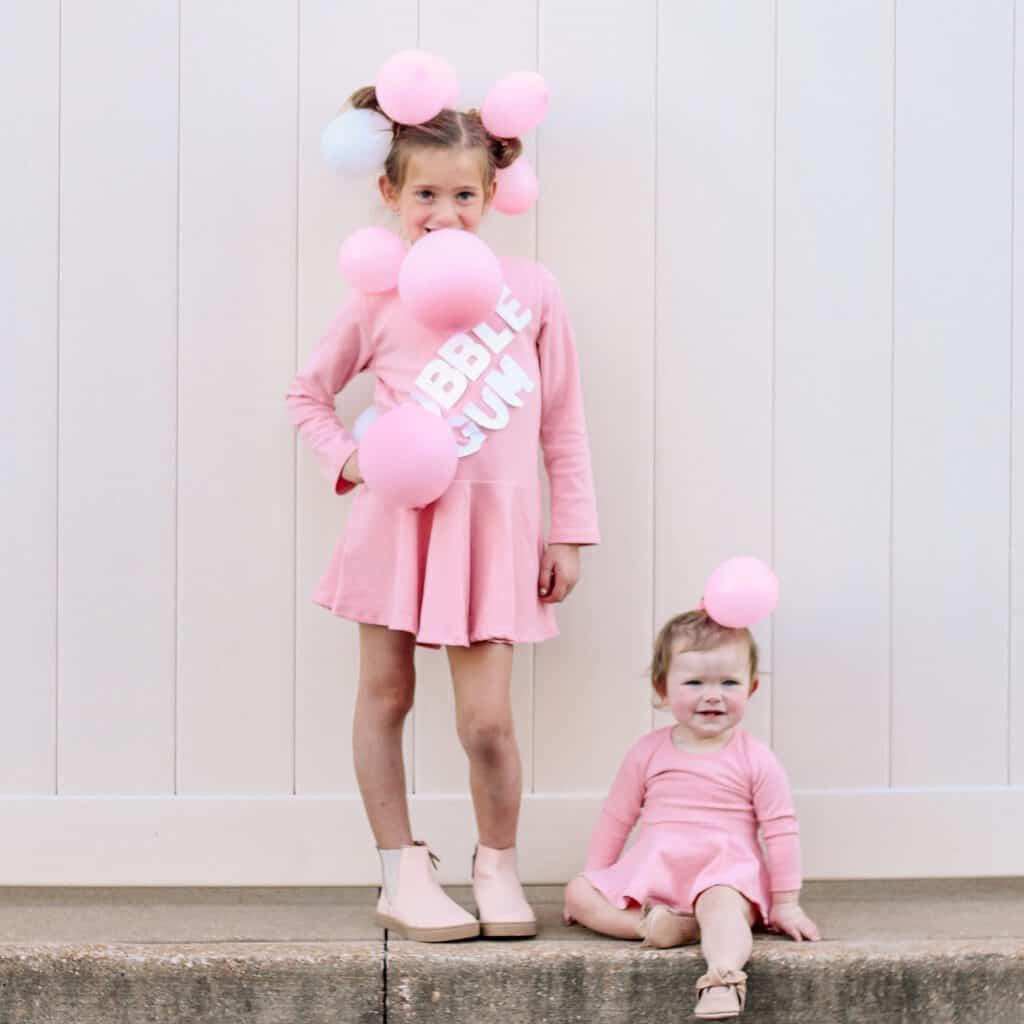 Bubblegum halloween costume