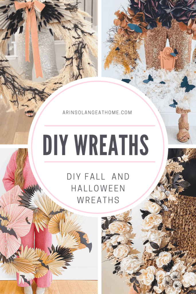 DIY Halloween Wreath Round Up